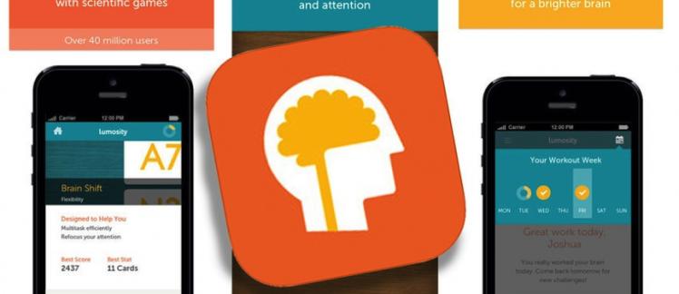 App Lumosity: desenvolvendo foco e concentração para otimizar o seu tempo