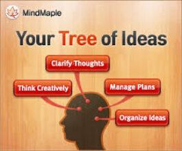 Organize sua mente e crie uma árvore de ideias com MindMapple