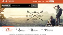 Criando um novo hábito com a ajuda do app Stickk