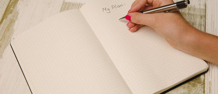 Quer cuidar do seu tempo e dinheiro? Então comece a planejar agora!